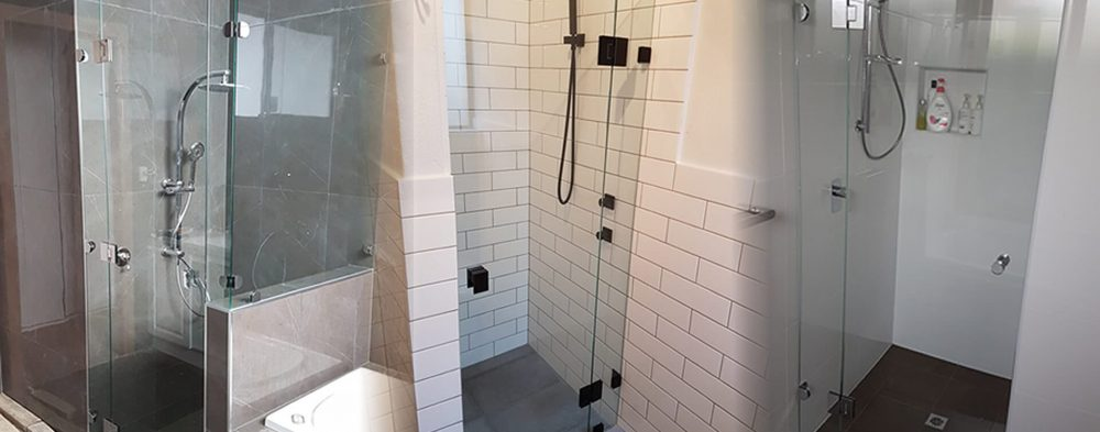 Shower Screens Adelaide, Bathroom Shower Screens, By Delta Glass