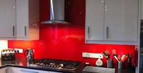 Splashbacks & Featured Wall